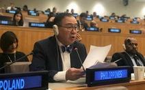 Ngoại trưởng Philippines cảm ơn Việt Nam trước Liên hiệp quốc