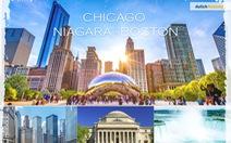 Du lịch Mỹ - Tour mới cho khách hàng cũ