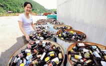 Có một thị trấn ở Nhật rác được phân 45 loại