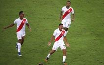 Thắng ngược Bolivia, Peru rộng cửa đi tiếp