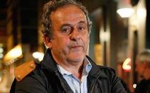 Cựu chủ tịch UEFA Platini được thả sau ít giờ bị bắt