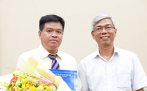Ông Bùi Hòa An làm phó giám đốc Sở Giao thông vận tải TP.HCM