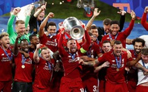 Đá bại Tottenham, Liverpool vô địch Champions League 2018-2019