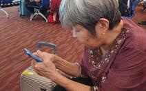 Cụ bà 76 tuổi trốn con cháu đi du lịch Thái Lan gây sốt cộng đồng mạng