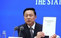 Trung Quốc công bố Sách trắng: Có thương chiến, chỉ thiệt cho Mỹ mà thôi