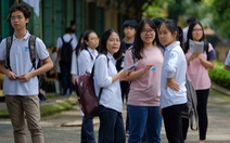 Hà Nội công bố điểm chuẩn vào lớp 10 công lập