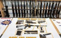 New Zealand chi hơn 200 triệu đô mua lại súng trong dân