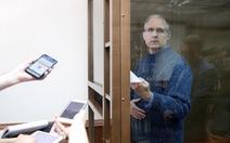 Cựu lính thủy Mỹ bị Nga cáo buộc là gián điệp cầu cứu Tổng thống Trump