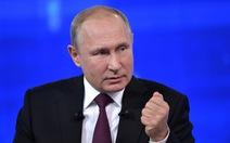 Tổng thống Putin tố Mỹ đánh Huawei để kiềm hãm Trung Quốc