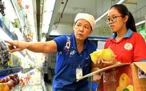Một ngày làm nhân viên siêu thị