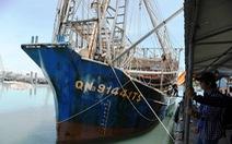 Ngư dân liên tục bị  tàu Trung Quốc quấy phá