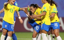 Pháp gặp Brazil ở vòng 16 đội World Cup nữ 2019