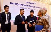 Sau ồn ào ghế 'nóng', đại hội cổ đông Eximbank dời năm sau