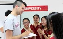 Sinh viên Đại học Quốc tế Sài Gòn giao lưu cùng sinh viên Đại học Harvard