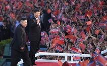 Hai ngày đặc biệt của ông Tập Cận Bình tại Triều Tiên
