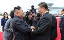 Trung - Triều giữ quan hệ sắt son 'bất kể thế giới có ra sao'