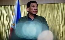 Ông Duterte nêu điều kiện điều tra chung với Trung Quốc vụ đâm tàu