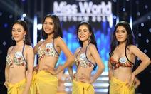 Video phần thi áo tắm Miss World Việt Nam 2019