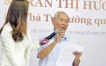 Khởi tố vụ án chồng bà Tư Hường tố con trai chiếm đoạt 30.000 tỉ