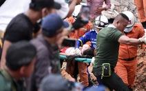 Đã có 18 người chết ở công trình bị sập ở Campuchia