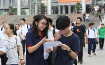 Tuyển sinh lớp 10 bổ sung ở Hà Nội: Trường Thăng Long tiếp tục tụt hạng