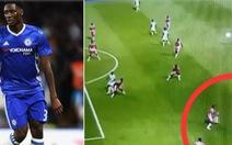 Video cựu cầu thủ Chelsea kiến tạo bàn thắng 'cực đỉnh' ở CAN 2019