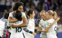 Video tuyển nữ Pháp đá bại Brazil ở vòng 16 đội World Cup nữ 2019