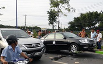 Khởi tố 3 bị can trong vụ chặn xe công an ở Đồng Nai