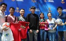 Cựu danh thủ Park Ji Sung: 'Tôi rất vui khi HLV Park Hang Seo thành công ở VN'