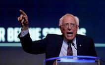 Ông Bernie Sanders muốn xóa 1,6 ngàn tỉ USD nợ vay sinh viên của dân Mỹ