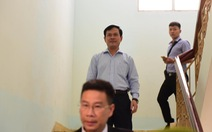 Video ông Nguyễn Hữu Linh vào phiên tòa xử kín vụ nghi dâm ô trẻ em