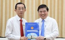 Ông Trần Hoàng Ngân làm viện trưởng Viện Nghiên cứu phát triển TP.HCM