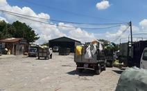 Trắng trợn mang cả bãi rác vẽ thành 'đất dự án', phân lô bán nền