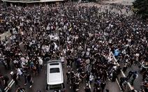 Người Hong Kong gây quỹ nhằm quảng cáo chống dự luật dẫn độ