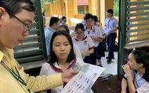 Gần 900.000 thí sinh thi toán, đón đọc đề, gợi ý bài giải trên Tuổi Trẻ Online