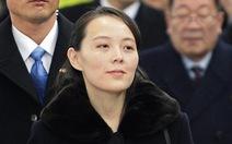 Tình báo Hàn Quốc nói em gái ông Kim Jong Un được thăng chức