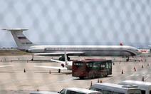 Máy bay quân sự Nga lại đáp xuống sân bay Venezuela