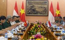 Việt Nam - Indonesia thống nhất tránh dùng vũ lực với ngư dân trên biển