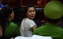 Vợ bác sĩ Chiêm Quốc Thái cãi chỉ thuê đánh chồng, không thuê chém chồng