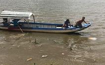 Vớt một lúc 2 thi thể nam giới trên sông Sài Gòn