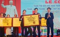 Thành lập 6 phường mới thuộc TP Biên Hòa