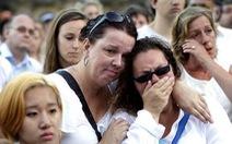 5 gia đình nạn nhân vụ MH17 dàn xếp kín với Malaysia Airlines