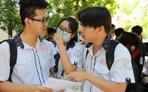 Thêm một điểm thi ở TP.HCM thiếu mã đề, thí sinh phải thi chậm 35 phút