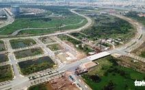 Phê duyệt 4 tuyến đường Thủ Thiêm sai hơn 1.500 tỉ đồng