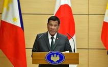 Ông Duterte thách Mỹ, Anh, Pháp phản đối Trung Quốc ở Biển Đông