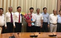 Phó giám đốc Sở Giao thông vận tải TP.HCM được điều động về SAMCO