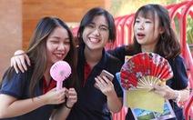 Nụ cười tỏa nắng sau mùa thi, chúng ta tạm biệt thời học sinh đáng nhớ!
