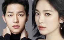 Song Joong Ki  của 'Hậu duệ mặt trời' nộp đơn ly hôn Song Hye Kyo