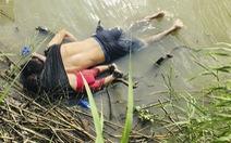 Câu chuyện bi thảm sau bức ảnh hai cha con di cư chết ở biên giới