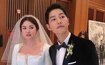 Song Joong Ki và Song Hye Kyo ly hôn chấn động: niềm tin tình yêu cổ tích tan vỡ!